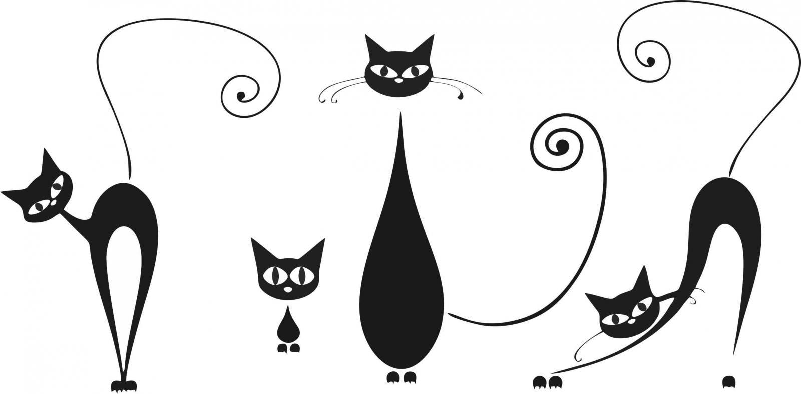 Картинки с кошками своими руками 50